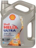 Масло моторное Shell Helix Ultra ECT C3 5W-30 4л