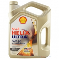 Масло моторное Shell  Helix Ultra ECT C2/C3  0W-30 4л